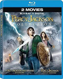 Percy Jackson 1+2