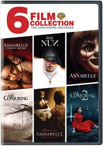 The Conjuring Universe: 6 Film Collection