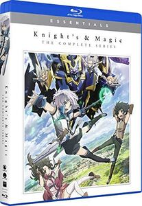 Knight's & Magic: Complete Series