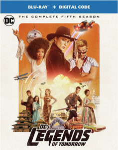 DC's Legends of Tomorrow: The Complete Fifth Season (DC)