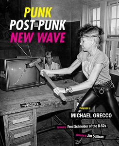 PUNK POST PUNK NEW WAVE