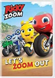 Ricky Zoom: Let's Zoom Out