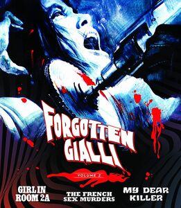 Forgotten Gialli: Volume 2