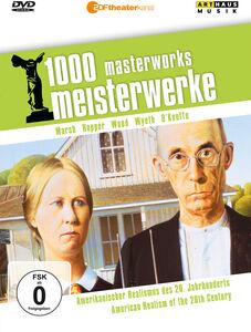 20th Century American Realism: 1000 Masterworks
