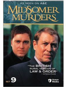 Midsomer Murders Club Set 9