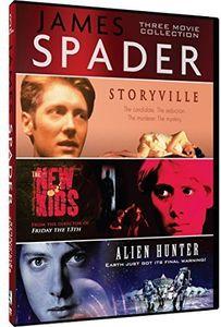The New Kids, Storyville, Alien Hunter