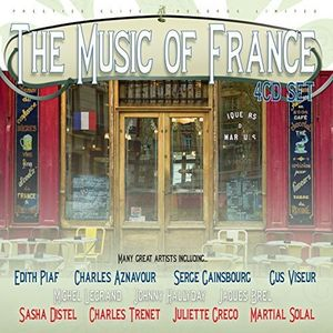 Music Of France /  Various [Import]