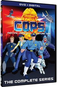 C.O.P.S.: The Complete Series + Digital