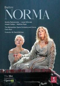 Bellini: Norma (met Live Recording)