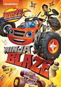 Blaze And The Monster Machines: Ninja Blaze