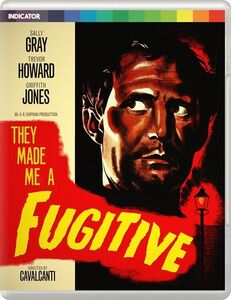 They Made Me a Fugitive (1947) (Limited Edition) [Import]