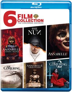 Conjuring Universe (6-Film Collection)