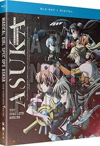 Magical Girl Spec-Ops Asuka: Complete Series