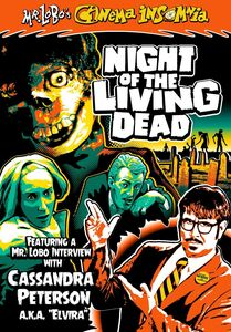 Mr Lobo's Cinema Insomnia: Night Of The Living Dead