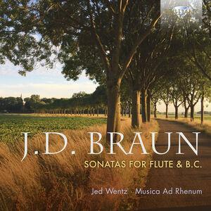 Sonatas for Flute & B.C.