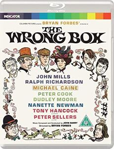 The Wrong Box [Import]