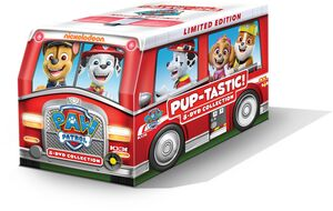 PAW Patrol: PUP-tastic! 8-DVD Collection