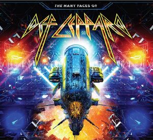 Many Faces Of Def Leppard /  Various [Import]
