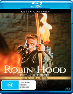 Robin Hood: Prince of Thieves (Extended Version) [Import]