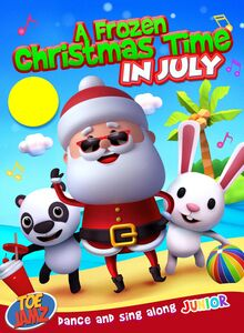 A Frozen Christmas Dance: Christmas Time In July
