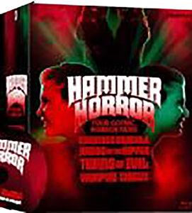 Hammer Horror: Four Gothic Horror Films [Import]