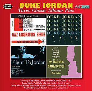 Trio & Quartet /  Flight To Jordan