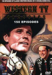 Western TV Classics [150 Episodes]