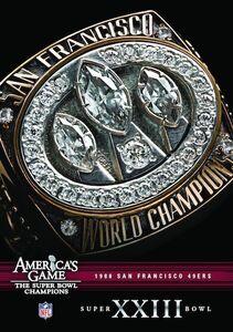Nfl America'S Game: 1988 49Ers (Super Bowl XXIII)