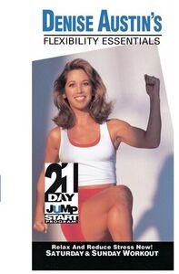 21 Day Jump Start Program - Flexibility Essentials