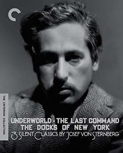 3 Silent Classics by Josef Von Sternberg (Criterion Collection)