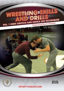 Wrestling Skills And Drill, Vol. 1