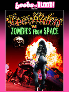 Lowriders Vs. Zombies From Space