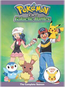 Pokemon Diamond And Pearl: Galactic Battles