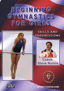 Beginning Gymnastics For Girls - Skills And Progressions