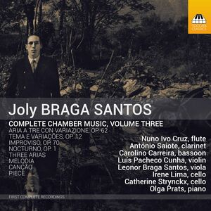 Complete Chamber Music 3