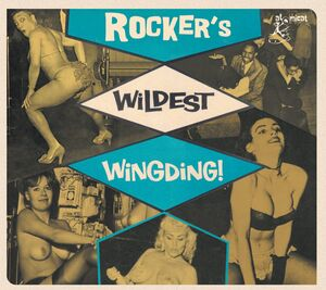 Rockers Wildest Wingding (Various Artists)