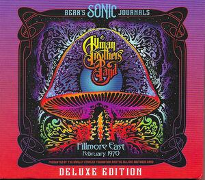 Bear's Sonic Journals: Fillmore East February 1970
