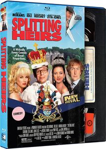 Splitting Heirs (Retro VHS Packaging)