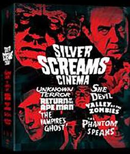 Silver Screams Cinema [Import]