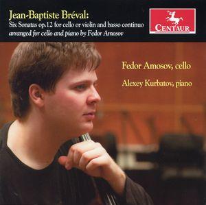 Six Sonatas Op. 12 for Cello or Violin