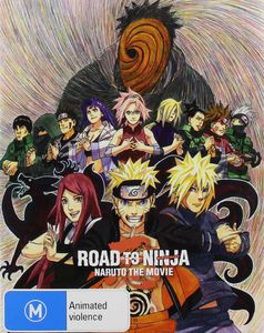 Road To Ninja: Naruto the Movie [Import]