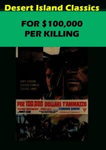 For $100,000 Per Killing