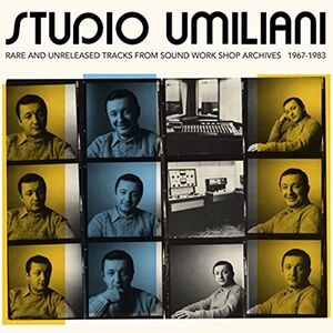 Studio Umiliani: Rare and Unreleased Tracks From Sound Work Shop Archives 1967-1983