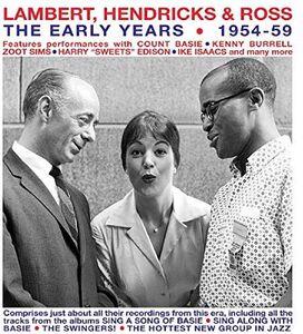Early Years: 1954-59