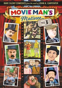 The Movie Man's Matinee Volume 3