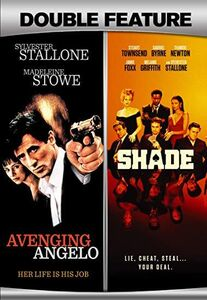 Avenging Angelo /  Shade (Sylvester Stallone Double Feature)     W