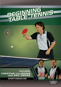 Beginning Table Tennis