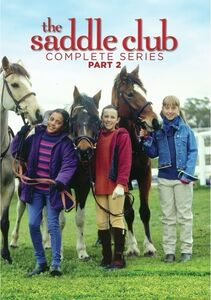 The Saddle Club: The Complete Series