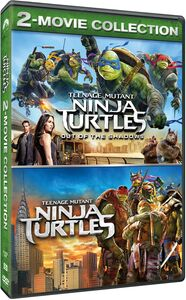 Teenage Mutant Ninja Turtles 2-Movie Collection