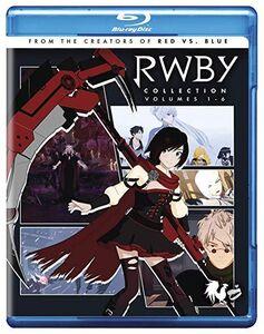 RWBY Collection, Vol. 1-6